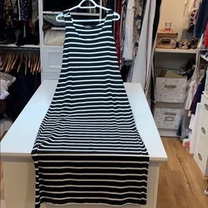 Bamboo fabric with Lycra, cool Maxi Dress NWOT